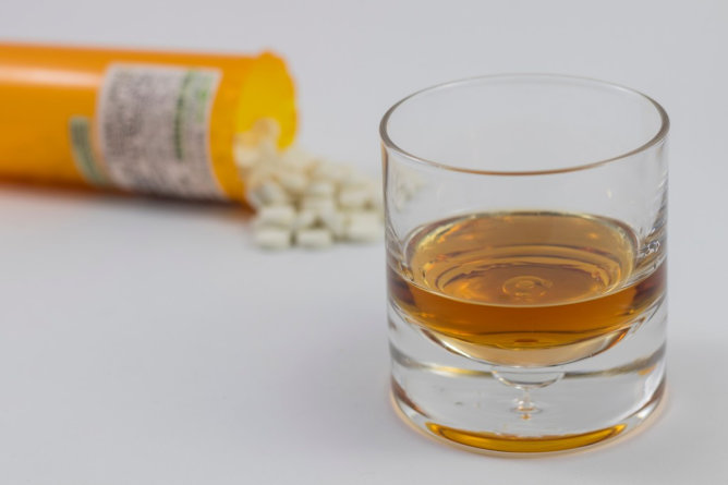 Is It Safe to Drink Alcohol While on Medication?